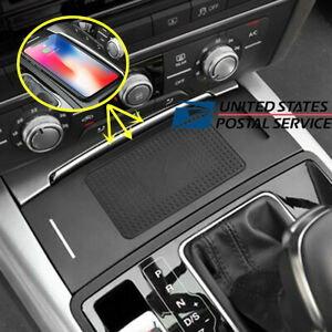 1 Pcs Durable Directly Contact With Car Cigarette Lighter Plug Wireless Charger