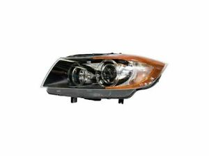 For 2006 Bmw 330xi Headlight Assembly Left Driver Side 63428dy