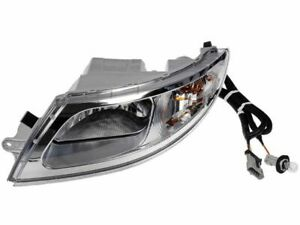 For 2008 Ic Corporation Be Commercial Bus Headlight Assembly Left Dorman 69233kq