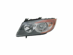 For 2006 Bmw 330xi Headlight Assembly Left Driver Side 84657dp