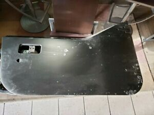 Half Door Nos 76 95 Jeep Wrangler Yj Cj7 Lower 1 2 Hard Door Passenger Side Nos