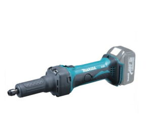 Makita Dgd800z Die Grinder 18v Cordless 25000rpm 4 5lbs 402mm 3 8mm bare Tool