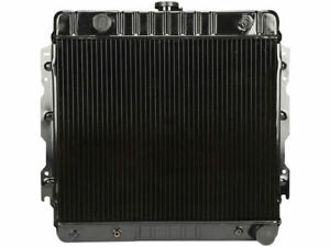 For 1972 1974 Dodge D100 Pickup Radiator Spectra 37567fw 1973