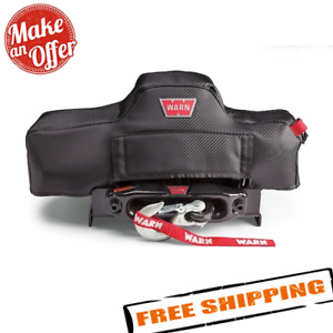 Warn 102642 Stealth Winch Covers For Vr8 Vr10 Vr12