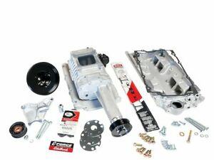 For 1957 1982 1984 1986 Chevrolet Corvette Supercharger Kit Edelbrock 58538yv