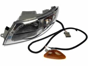 For 2015 2018 Ic Corporation Ce School Bus Headlight Assembly Dorman 98394kf
