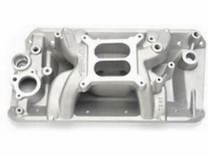 For 1971 1975 Jeep Cj6 Intake Manifold Edelbrock 42818vc 1972 1973 1974 5 0l V8