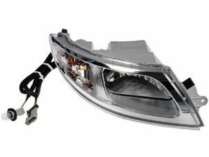 For 2008 2011 Ic Corporation Be School Bus Headlight Assembly Dorman 48814pt
