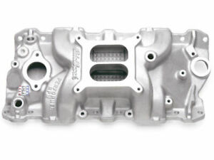For 1958 Chevrolet Yeoman Intake Manifold Edelbrock 42641dy 4 6l V8 Carb