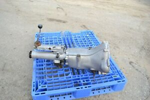 Good Used Transmission Gearbox 4 Speed 4 Synchro Mgb Please Read