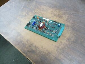 Allen bradley Signal Conditioner Board 50917 Rev 04 Used