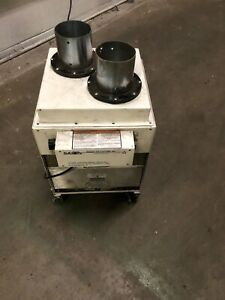 Sas Sentry Air Systems Mounted Air Cleaner Ductless Spray Booth Ss 300 fsd