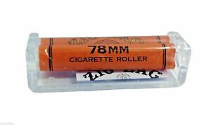 Zig Zag Authentic Cigarette Roller Rolling Machine 78mm 1 25 free Shipping
