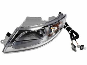 For 2010 2012 Ic Corporation Ce School Bus Headlight Assembly Dorman 46586hd