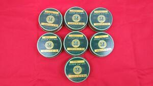 7 Old Small Tins Panama Manifold Supplies Co Typewriter Ribbon