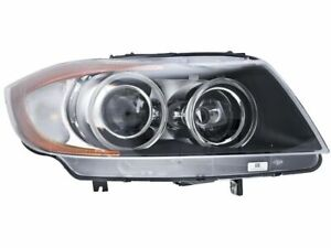 For 2006 Bmw 330xi Headlight Assembly Right Hella 64951cw