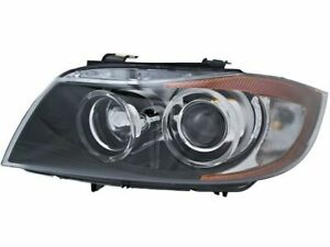 For 2006 Bmw 330xi Headlight Assembly Left Hella 64638ks