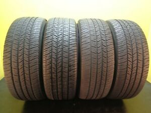 4 Nice Tires Goodyear Eagle Rs A 225 60 18 99w 80 Life 27575