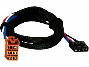 For Chevrolet Silverado 3500 Trailer Brake Control Harness Tekonsha 24641pd