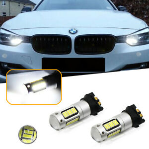 Pw24w Led Daytime Running Lights Car Driving Drl For Bmw F30 3 Series