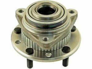 For 1990 1997 Chevrolet S10 Wheel Hub Assembly Front Ac Delco 45668sf 1991 1992