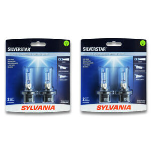 Sylvania Silverstar Two 2 Packs 9005xsst Light Bulb Fog Daytime Running Tu