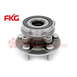 Front Wheel Hub Bearing Assembly For Toyota Prius 2010 2015 New 5 Bolts 513287
