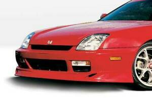 Racing Series Front Lip For 1997 2002 Honda Prelude 2dr 890203