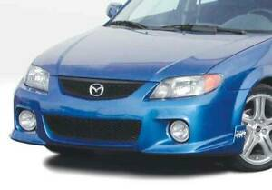 Mps Front Bumper Cover For 2001 2003 Mazda Mp3 Protege 5 Wagon 4dr 890661