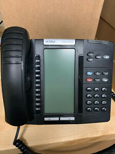Mitel Voip System 39 5320e Phones 4 Controllers And More