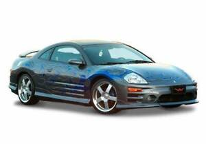 W Type 4pc Complete Kit For 2003 2004 Mitsubishi Eclipse 2dr 890815