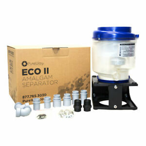 Eco Ii Dental Amalgam Separator 1 10 Chairs 11 20 Chairs Replacement Canister