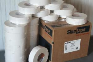 Shurtape Premium Nuclear White Duct Tape 2 In X 60 Yds Each Case Of 24 Rolls