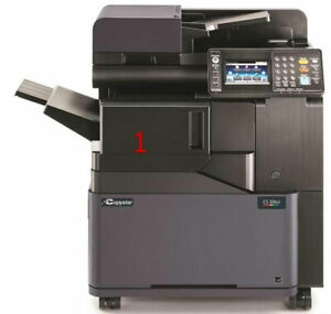 Copystar Cs 307ci 1102sz2cs0 32 Ppm Color Mfp Print Copy Scan fax