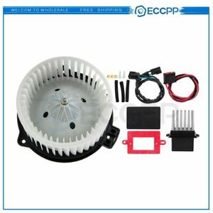 A c Heater Blower Motor And Resistor Fits Jeep Grand Cherokee