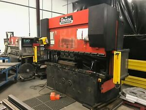 Amada Press Brake Hfbo 8025 Cnc W light Curtains
