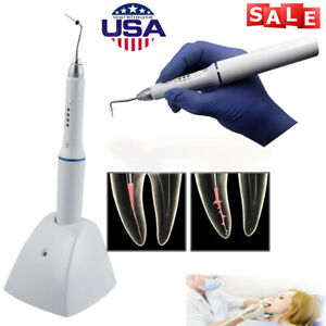 Sale Dental Cordless Gutta Percha Obturation System Endo Heated Pen 4tip Usa