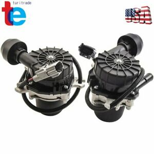 2pcs Secondary Air Injection Pump For Toyota Tundra 07 13 Land Cruiser Lexus