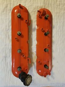 1997 04 Corvette C5 Ls1 Oem Valve Covers And Hardware
