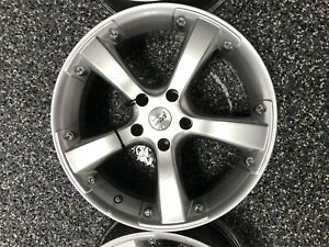 Sport Edition 5 Spoke 19 5 X 9 1 Full Set