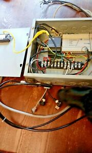 Allen Bradley Micrologix 1000 Plc Semens Logo Power Supply Used With Cabinet