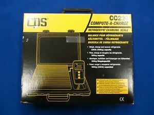 Cps Compute a charge Refrigerant Charging Scale cc220