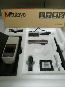 Mitutoyo Sj 210 Profilometer Surface Finish Tester Complete Tested Surftest Nq50
