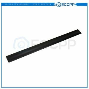 Black Spoiler Wing Aluminum Stylish Look Adjustable Gt Double Deck F1 Style