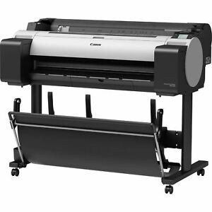 Canon Tm 300 Printer Large format Inkjet Printer Mpn 3058c002aa