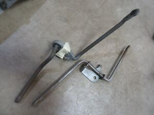 1962 Buick Lesabre Firewall Gas Pedal Linkage Assembly Rod Parts Hot Rod