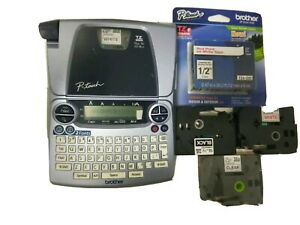 Brother P touch Pt 1880 Personal Labeling System W inks