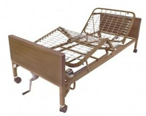 Drive Medical Ultra Semi Electric Hospital Bed Mattress Rails And Hardware