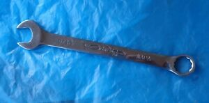 9 16 Napa Michael Waltrip Signature Combination End Wrench Made In Usa