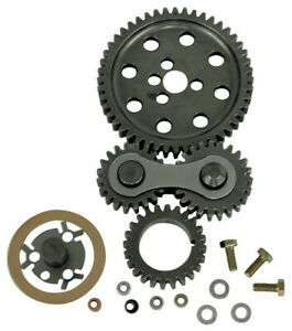 Proform Small Block Chevy Dual Idler Noisy Timing Gear Drive Kit P n 66917c